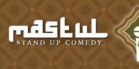 Mastul Comedy #190 Tickets
