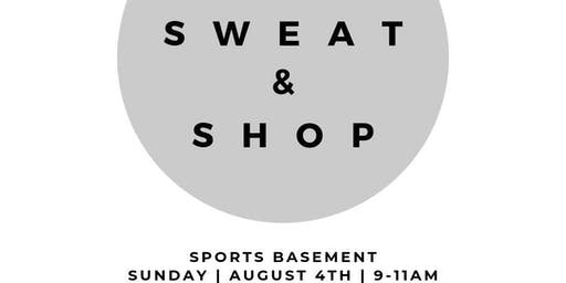 Sweat & Shop at Sports Basement