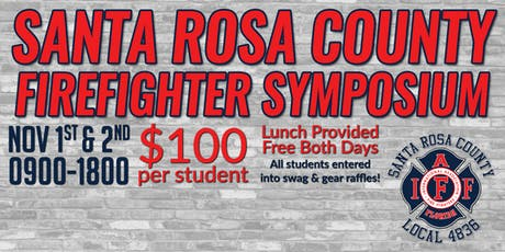 Santa Rosa County Firefighter Symposium tickets