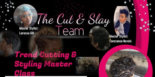 Trend Cutting & Styling Master Class