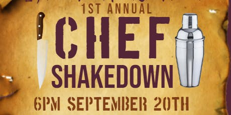 LHPYC 1st Annual Chef Shakedown tickets