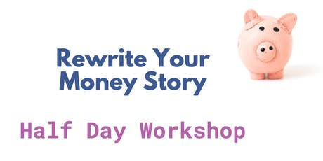 Rewrite Your Money Story tickets