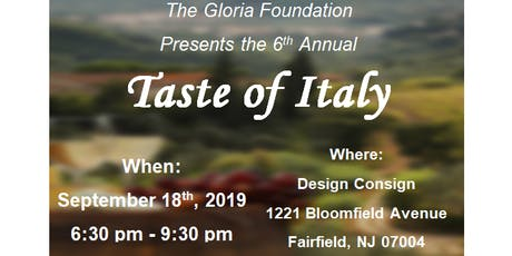 Taste of Italy tickets