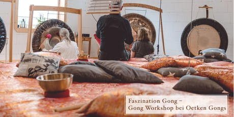 Gongworkshop bei Oetken – Faszination Gong Tickets