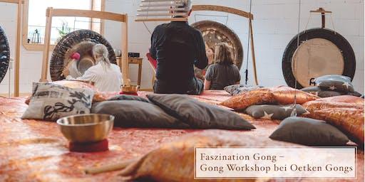 Gongworkshop bei Oetken – Faszination Gong