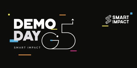 DEMO DAY G5 tickets