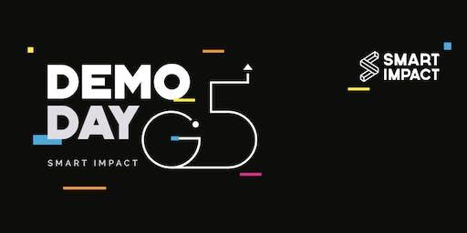 DEMO DAY G5