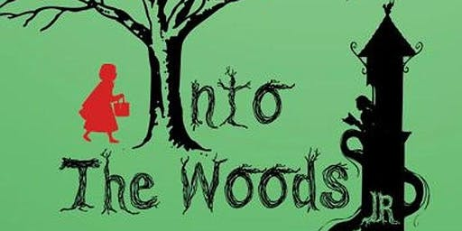 "Islander Youth Theatre presents - ""Into the Woods, Jr."""