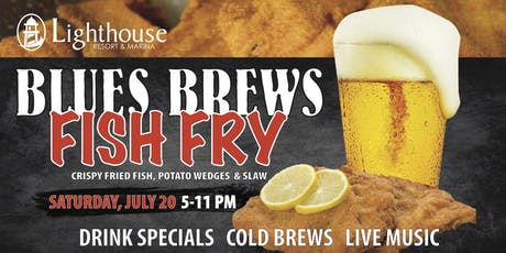 Blues, Brews, and Catfish tickets