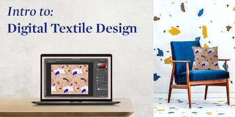 Intro to Digital Textile Design tickets