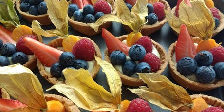 Tarts and Galettes Artisan Masterclass tickets