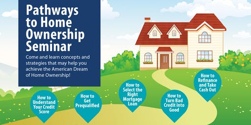 Pathways to Home Ownership Seminar - October 24th