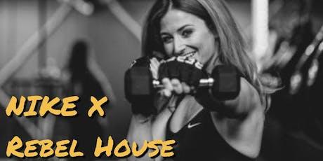 Nike X Rebel House tickets
