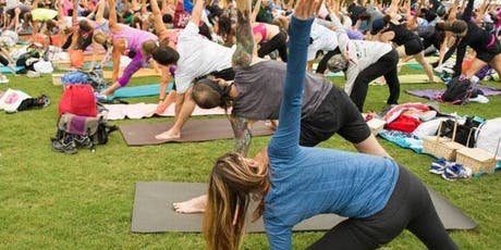 Free Yoga on the Hill with RASA & Graduate Hotel tickets