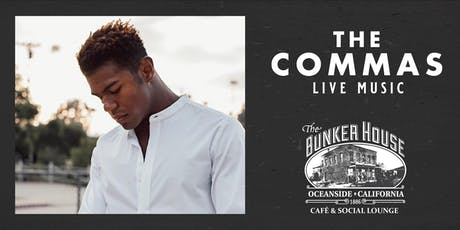 The Commas Live Music tickets