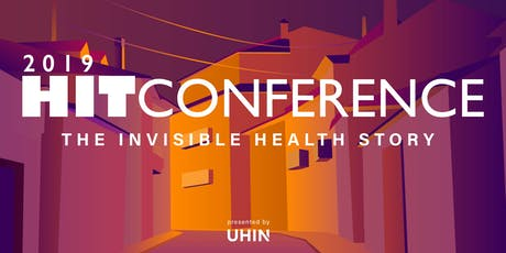 2019 HIT Conference | The Invisible Health Story tickets