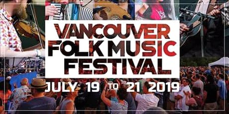42nd Annual Vancouver Folk Music Festival  tickets