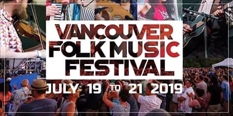 42nd Annual Vancouver Folk Music Festival