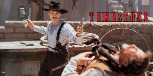 TOMBSTONE with Val Kilmer at J. Lorraine Ghost Town