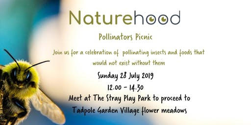 Naturehood Pollinators Picnic