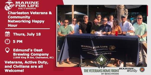 Charleston Veteran & Community Networking Happy Hour