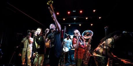 Rebirth Brass Band with Roxy Roca tickets