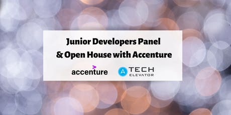 Junior Developers Panel & Open House with Accenture - Detroit tickets