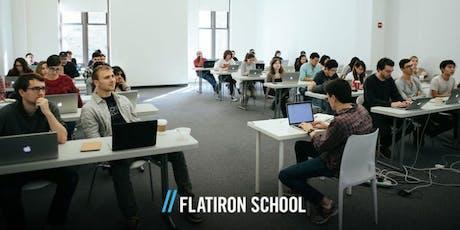 React Custom Hooks: Technical Talk | Flatiron School Denver tickets