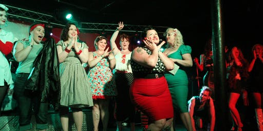 2nd Annual Miss Worcester Pin-Up Pageant