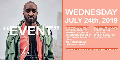 FGI Presents: MCA Figures of Speech Tour & Networking at Space 519