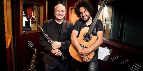 Ken Peplowski & Diego Figueiredo tickets