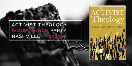 Activist Theology Book Launch tickets