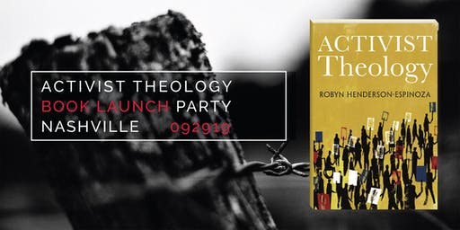 Activist Theology Book Launch