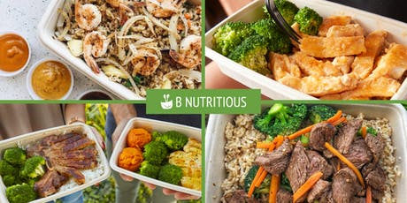 B Nutritious 2.0 Fountain Valley Grand Opening tickets