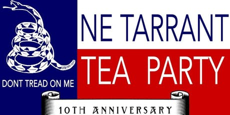 10th Anniversary Party for NETTP tickets