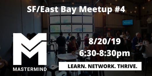 San Francisco/East Bay Home Service Professional Networking Meetup  #4