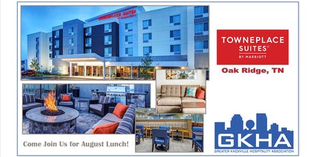 GKHA Monthly Lunch August 1, 2019 tickets