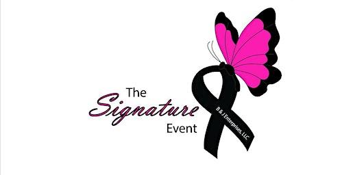 4th Annual Signature Event & Scholarship Fundraiser