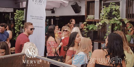 Verve Rally presents Summer Rooftop Party with BEbrunch tickets