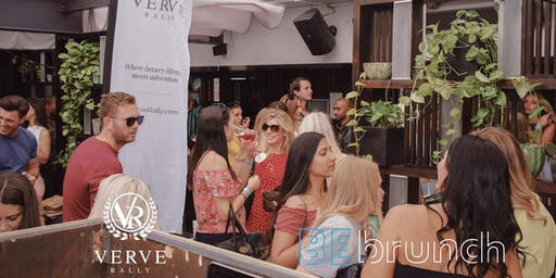 Verve Rally presents Summer Rooftop Party with BEbrunch