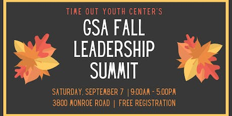 GSA Fall Leadership Summit 2019 tickets