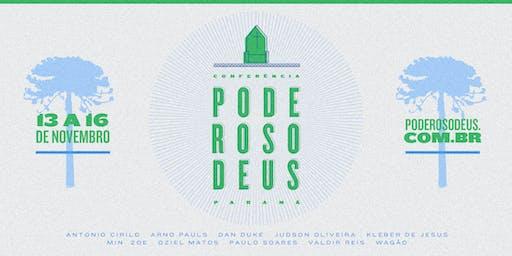CONFERÊNCIA PODEROSO DEUS - PARANÁ
