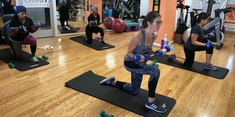Twist & Turns: A Total Body Workout tickets