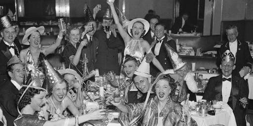 New Year's Eve Speakeasy: Welcome to the 20's!
