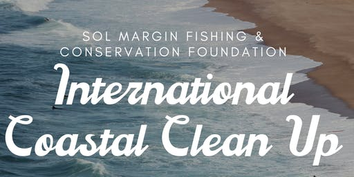 International Coastal Clean Up- Mickler's Beach