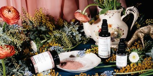 Ayurveda Beauty - Hands-On Master Class with Ranavat Botanics