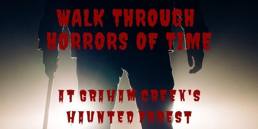 Graham Creek's Haunted Forest
