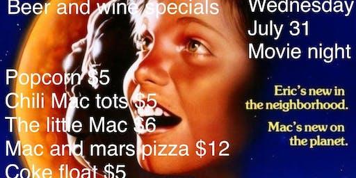 Mac and Me (Movie Night)