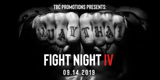 TBC FIGHT NIGHT IV