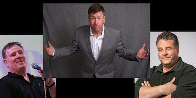 Comedian Jimmy Dunn & Friends featuring Steve Bjork & Dave Rattigan